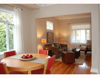 """Photo 3: 3563 HEATHER Street in Vancouver: Cambie House for sale in """"DOUGLAS PARK"""" (Vancouver West)  : MLS®# V753174"""
