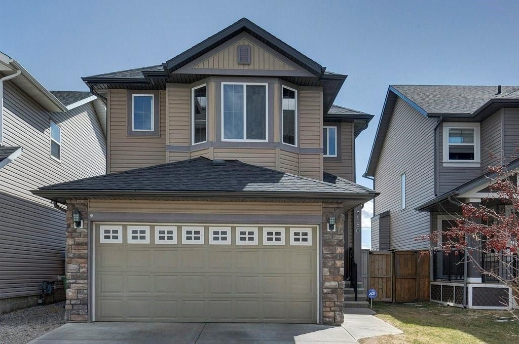 Main Photo: 180 CRANBERRY Circle SE in Calgary: Cranston Detached for sale : MLS®# C4222999