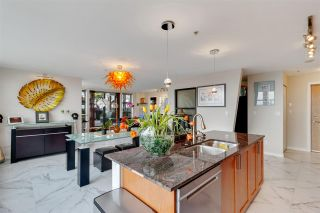 """Photo 8: 802 306 SIXTH Street in New Westminster: Uptown NW Condo for sale in """"Amadeo"""" : MLS®# R2558618"""