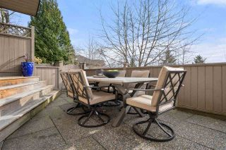 Photo 31: 25 2951 PANORAMA DRIVE in Coquitlam: Westwood Plateau Townhouse for sale : MLS®# R2548952