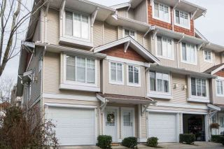 Photo 1: 58 12110 75A Avenue in Surrey: West Newton Townhouse for sale : MLS®# R2135491