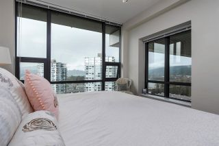 """Photo 12: 1803 301 CAPILANO Road in Port Moody: Port Moody Centre Condo for sale in """"THE RESIDENCES"""" : MLS®# R2157034"""