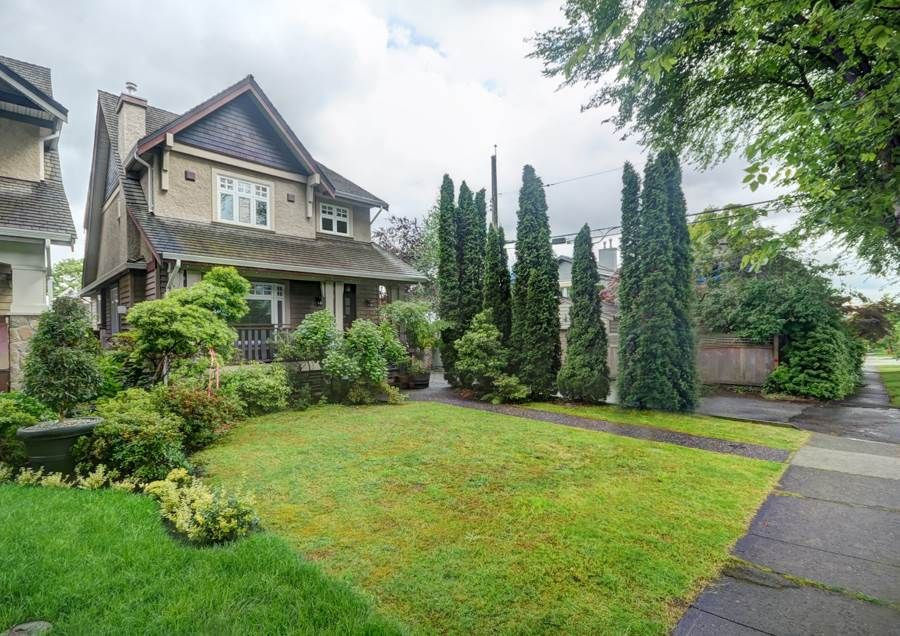 Main Photo: 3329 W 21ST AVENUE in Vancouver: Dunbar House for sale (Vancouver West)  : MLS®# R2080674
