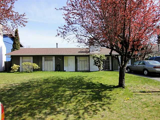 Main Photo: 11720 194A ST in Pitt Meadows: South Meadows House for sale : MLS®# V1058478