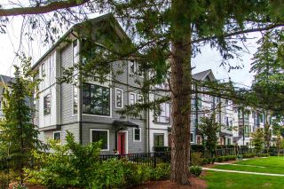 """Photo 1: 23 16760 25 Avenue in Surrey: Grandview Surrey Townhouse for sale in """"HUDSON"""" (South Surrey White Rock)  : MLS®# R2527363"""