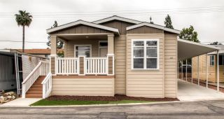 Photo 2: SOUTH ESCONDIDO Manufactured Home for sale : 3 bedrooms : 1001 S Hale Avenue #62 in Escondido