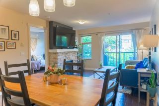 """Photo 3: 208 500 KLAHANIE Drive in Port Moody: Port Moody Centre Condo for sale in """"THE TIDES"""" : MLS®# R2589144"""