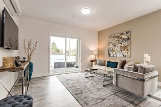 """Photo 1: 101 12310 222 Street in Maple Ridge: West Central Condo for sale in """"The 222"""" : MLS®# R2472742"""