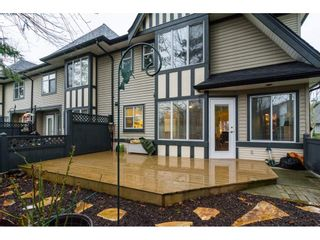 "Photo 18: 4 18883 65 Avenue in Surrey: Cloverdale BC Townhouse for sale in ""APPLEWOOD"" (Cloverdale)  : MLS®# R2246448"