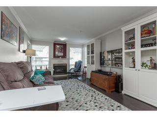 Photo 3: 313 33728 King Road in Abbotsford: Poplar Condo for sale : MLS®# R2417070