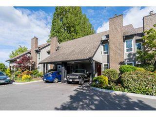 "Photo 1: 8 4839 CENTRAL Avenue in Delta: Hawthorne Townhouse for sale in ""Parkside Estates"" (Ladner)  : MLS®# R2580180"