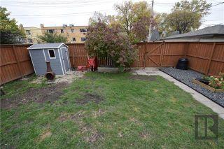 Photo 18: 326 Dumoulin Street in Winnipeg: St Boniface Residential for sale (2A)  : MLS®# 1826951