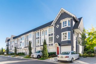"""Photo 1: 65 8476 207A Street in Langley: Willoughby Heights Townhouse for sale in """"YORK By Mosaic"""" : MLS®# R2313776"""