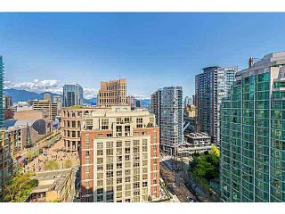 "Photo 2: 2106 867 HAMILTON Street in Vancouver: Downtown VW Condo for sale in ""JARDINE'S LOOKOUT"" (Vancouver West)  : MLS®# V1117977"