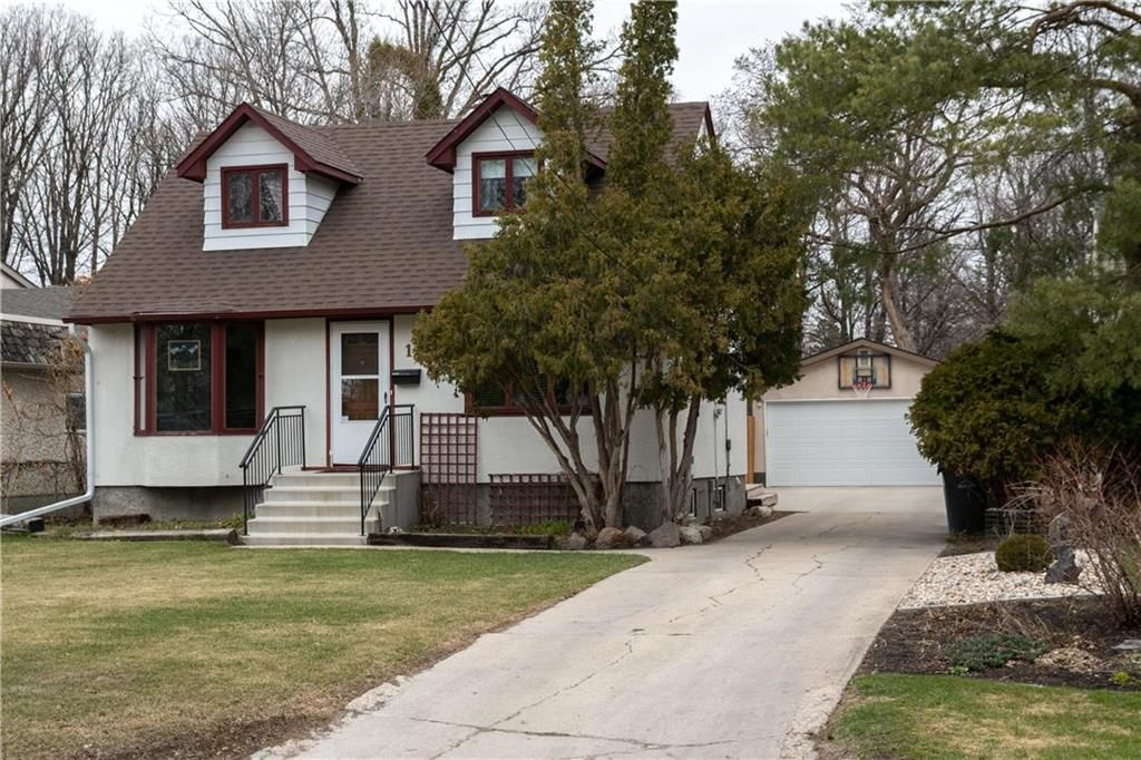 Photo 33: Photos: 145 Woodlawn Avenue in Winnipeg: Residential for sale (2C)  : MLS®# 202110539