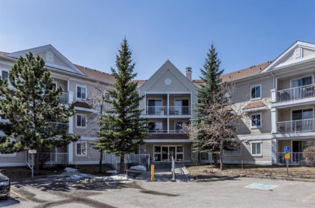 Main Photo: 1204 11 Chaparral Ridge Drive SE in Calgary: Chaparral Apartment for sale : MLS®# A1066729