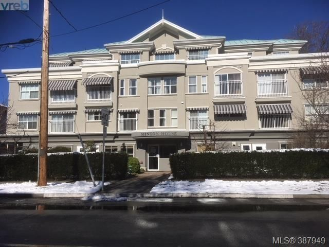 Main Photo: 301 1070 SOUTHGATE St in VICTORIA: Vi Fairfield West Condo for sale (Victoria)  : MLS®# 779554