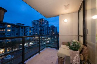 """Photo 14: 404 124 W 1ST Street in North Vancouver: Lower Lonsdale Condo for sale in """"The """"Q"""""""" : MLS®# R2430704"""