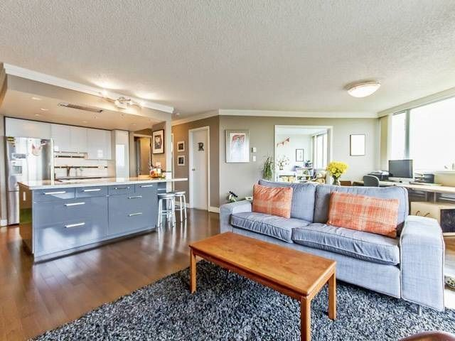 "Main Photo: 1208 3920 HASTINGS Street in Burnaby: Willingdon Heights Condo for sale in ""INGLETON PLACE"" (Burnaby North)  : MLS®# R2156196"