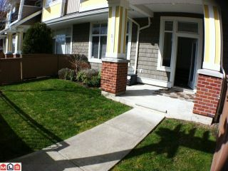 """Photo 17: 26 6036 164TH Street in SURREY: Cloverdale BC Townhouse for sale in """"ARBOUR VILLAGE"""" (Cloverdale)  : MLS®# F1202711"""