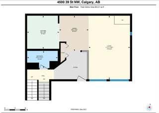 Photo 32: 204 4500 39 Street NW in Calgary: Varsity Row/Townhouse for sale : MLS®# A1106912