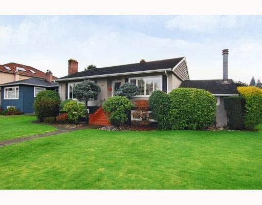 Main Photo: 3094 W 19TH AVENUE in : Arbutus House for sale : MLS®# V806875