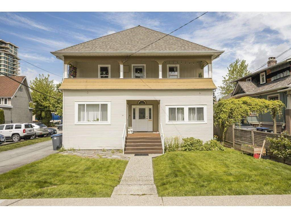 Main Photo: 507 SEVENTH Avenue in New Westminster: GlenBrooke North Duplex for sale : MLS®# R2582667