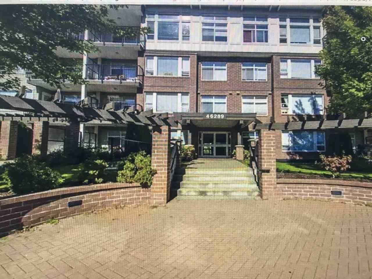"""Main Photo: 103 46289 YALE Road in Chilliwack: Chilliwack E Young-Yale Condo for sale in """"NEWMARK"""" : MLS®# R2349726"""
