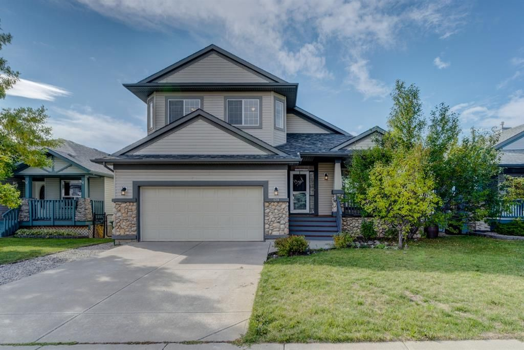 Main Photo: 129 West Creek Pond: Chestermere Detached for sale : MLS®# A1133804