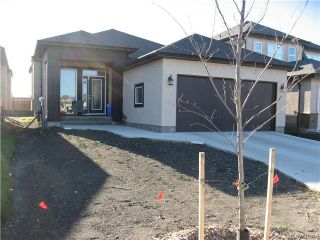 Photo 1: 46 LONGSPUR Road in Winnipeg: Waverley West Residential for sale (1R)  : MLS®# 1627643