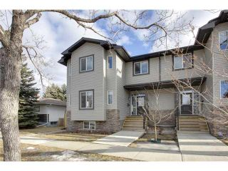 Photo 1: 514 NORTHMOUNT Drive NW in Calgary: Highwood House for sale : MLS®# C3653747