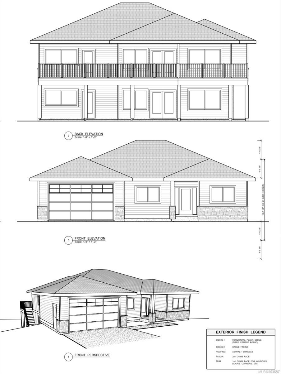 Main Photo: 444 Myra Pl in : CR Willow Point House for sale (Campbell River)  : MLS®# 863657