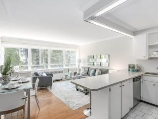 """Photo 3: 601 1445 MARPOLE Avenue in Vancouver: Fairview VW Condo for sale in """"HYCROFT TOWERS"""" (Vancouver West)  : MLS®# R2209267"""