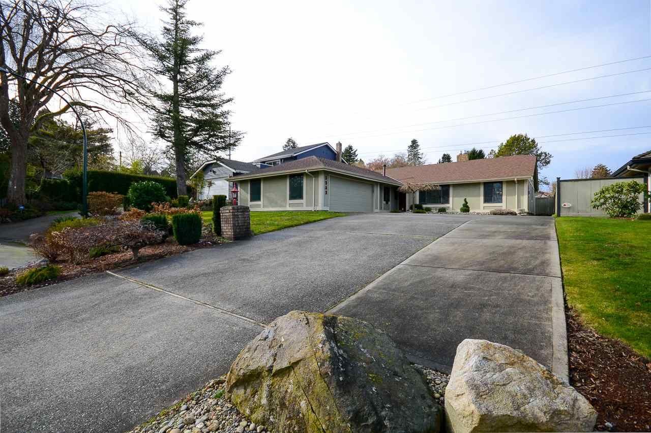 Main Photo: 5353 WILDWOOD Crescent in Delta: Cliff Drive House for sale (Tsawwassen)  : MLS®# R2541314