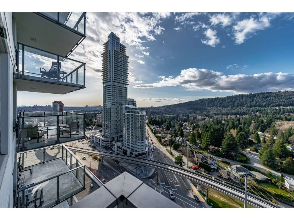 "Main Photo: 2109 602 COMO LAKE Avenue in Coquitlam: Coquitlam West Condo for sale in ""UPTOWN"" : MLS®# R2558295"