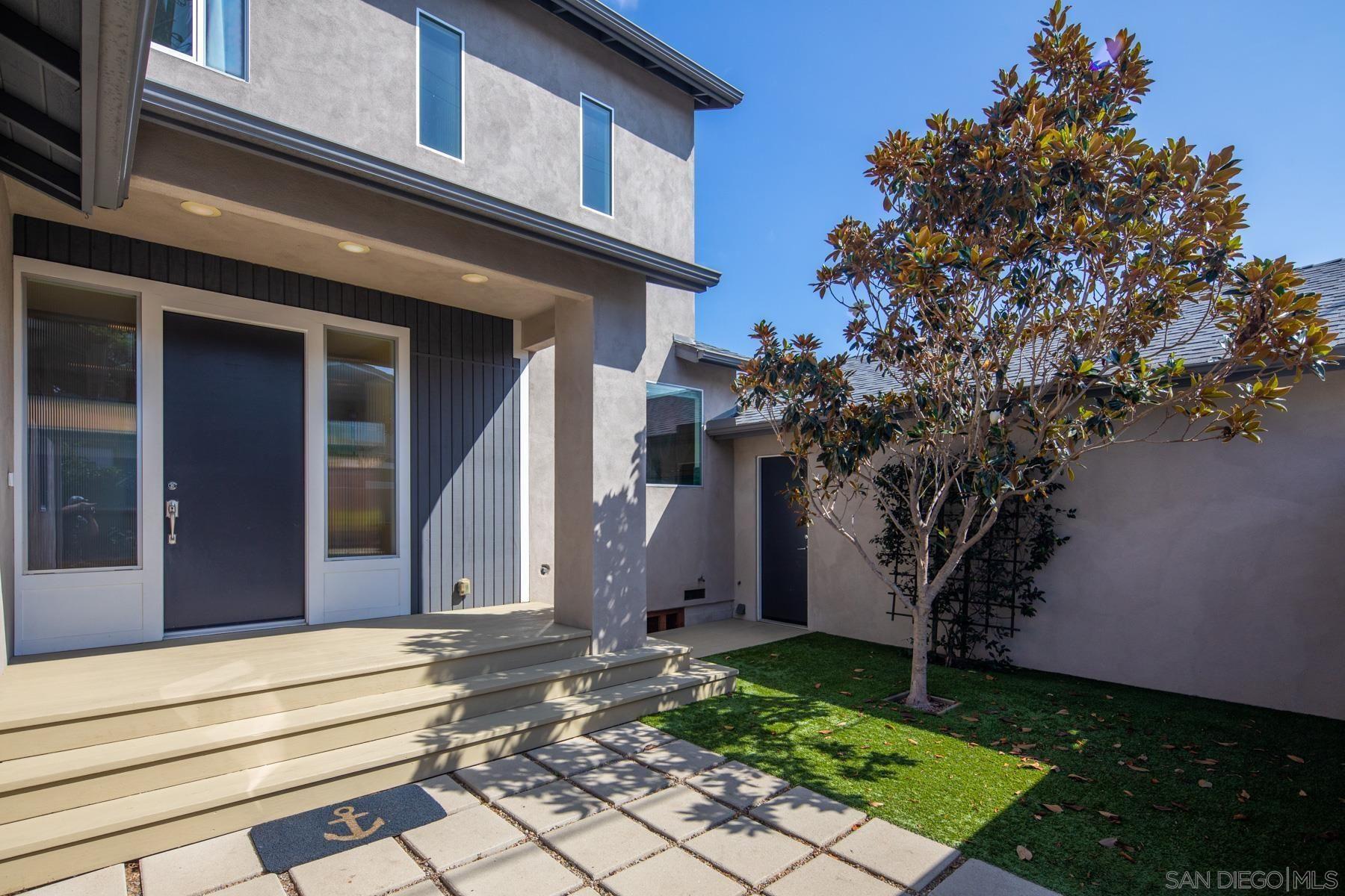 Main Photo: CORONADO VILLAGE House for sale : 5 bedrooms : 405 Adella Lane in Coronado