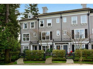 "Photo 1: 59 15075 60 Avenue in Surrey: Sullivan Station Townhouse for sale in ""Natures Walk"" : MLS®# F1435110"