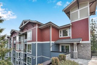 """Photo 2: 105 2238 WHATCOM Road in Abbotsford: Abbotsford East Condo for sale in """"Waterleaf"""" : MLS®# R2610127"""