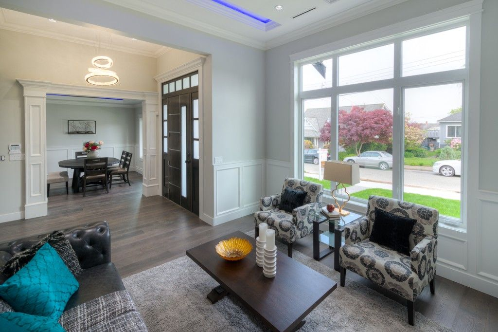 Photo 7: Photos: 439 ELMER Street in New Westminster: The Heights NW House for sale : MLS®# R2063594