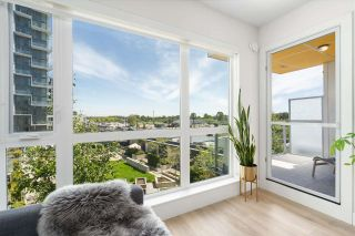 """Photo 6: 601 8580 RIVER DISTRICT Crossing in Vancouver: South Marine Condo for sale in """"Two Town Centre"""" (Vancouver East)  : MLS®# R2580251"""