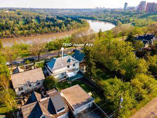 Photo 1: 7850 JASPER Avenue in Edmonton: Zone 09 House for sale : MLS®# E4248601