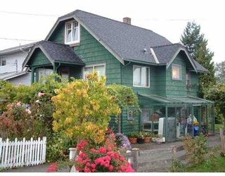 Photo 1: 245 PEMBINA ST in New Westminster: Queensborough House for sale : MLS®# V558623