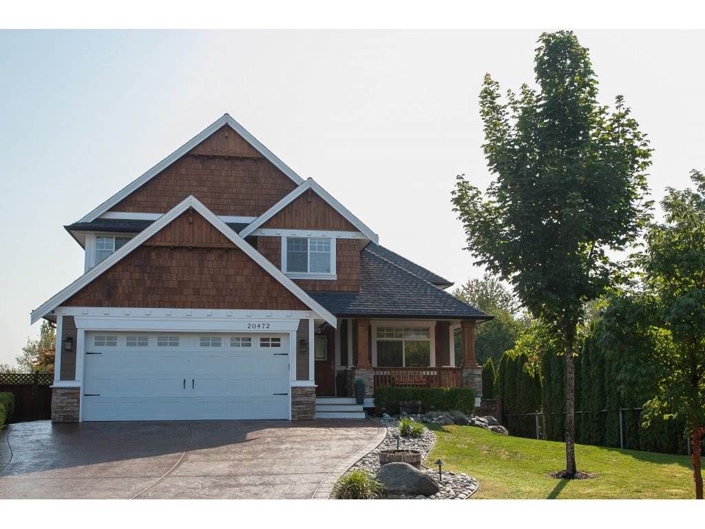 """Main Photo: 20472 98A Avenue in Langley: Walnut Grove House for sale in """"Yorkson Grove"""" : MLS®# R2200745"""