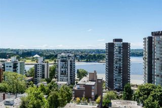 """Photo 2: 1508 1251 CARDERO Street in Vancouver: West End VW Condo for sale in """"SURFCREST"""" (Vancouver West)  : MLS®# R2274276"""