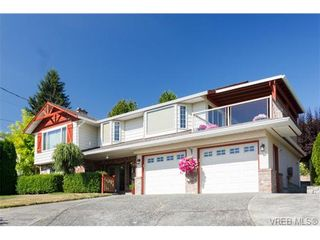 Photo 1: 1848 Mt. Newton Cross Rd in SAANICHTON: CS Saanichton House for sale (Central Saanich)  : MLS®# 679943