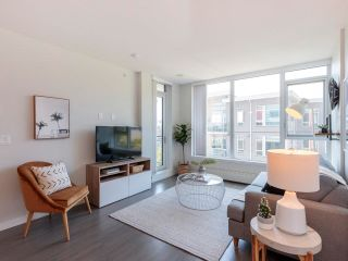 """Photo 8: 506 3281 E KENT AVENUE NORTH in Vancouver: South Marine Condo for sale in """"RHYTHM"""" (Vancouver East)  : MLS®# R2601108"""