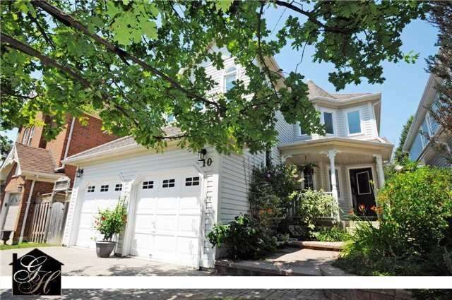 Main Photo: 10 Zachary Place in Whitby: Brooklin House (2-Storey) for sale : MLS®# E3286526