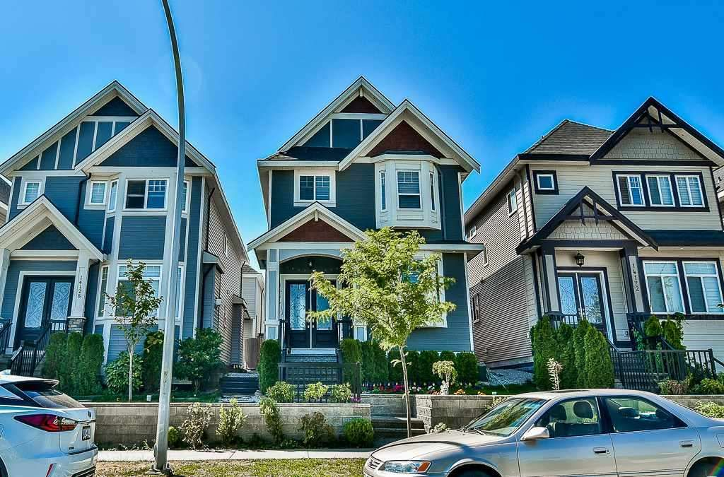 Main Photo: 14126 60A Avenue in Surrey: Sullivan Station House for sale : MLS®# R2197716