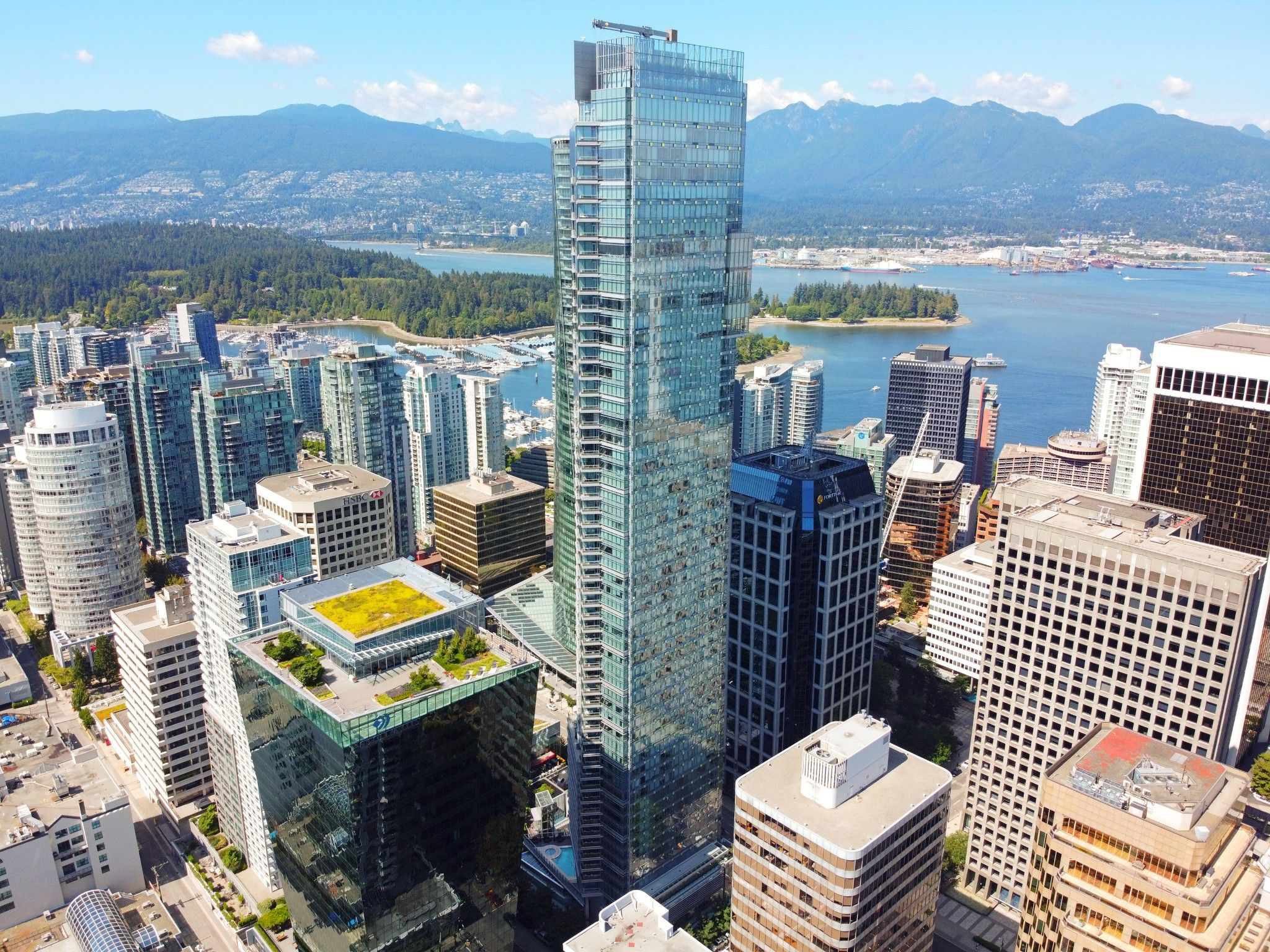 """Main Photo: 2606 1111 ALBERNI Street in Vancouver: West End VW Condo for sale in """"Shangri-La Vancouver"""" (Vancouver West)  : MLS®# R2478466"""