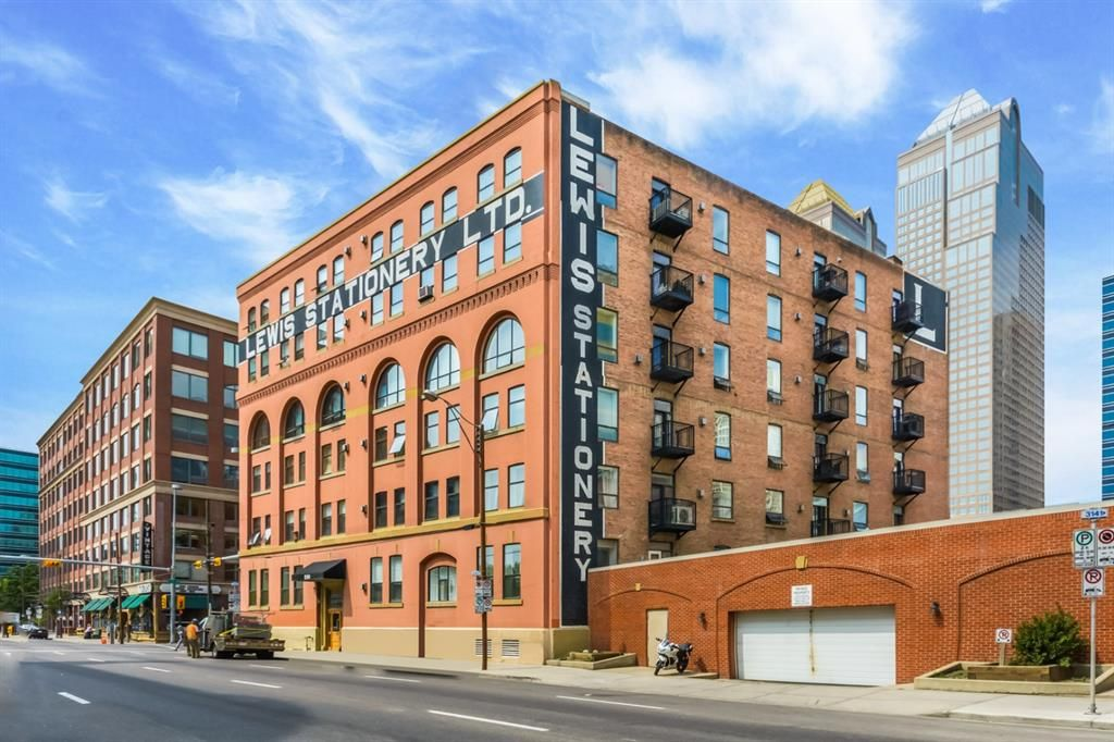Main Photo: 404 240 11 Avenue SW in Calgary: Beltline Apartment for sale : MLS®# A1111570